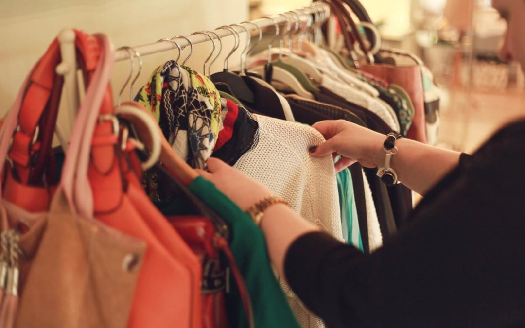 Things to consider before buying anymore clothes!