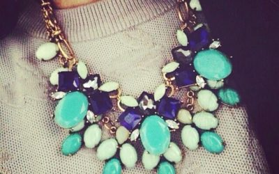 Why you should wear a Statement Necklace