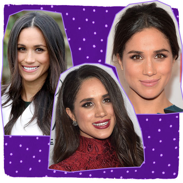 Meghan Markle Make Up Looks