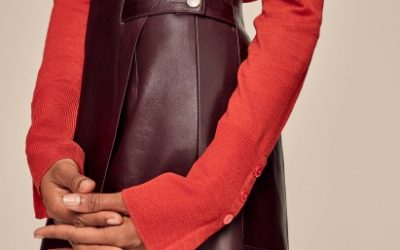 Why you can & should be wearing leather over 40