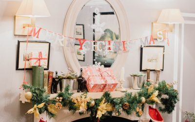 How to de-clutter your home for Christmas