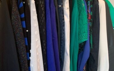 Take the Plunge and Create a Capsule Wardrobe